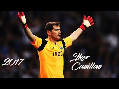 Iker Casillas • Never Forgotten • Best Saves 2016/2017 • HD