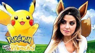 Pokémon Let's Go, découvrez 2h de jeu avec moi ! #Pikachu