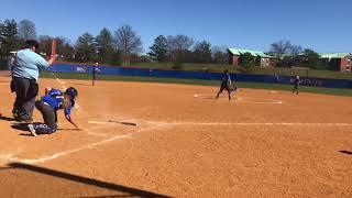 SUNY New Paltz Softball vs. SUNY Geneseo