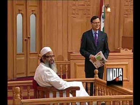 Aap Ki Adalat - Maulana Mahmood Madani, Part 4