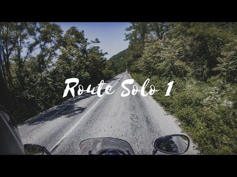 Route Solo 1   Yunanistan   Makedonya   Solo Motorcu   XSR 900