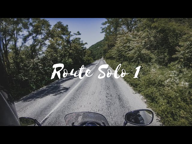 Route Solo 1 | Yunanistan | Makedonya | Solo Motorcu | XSR 900