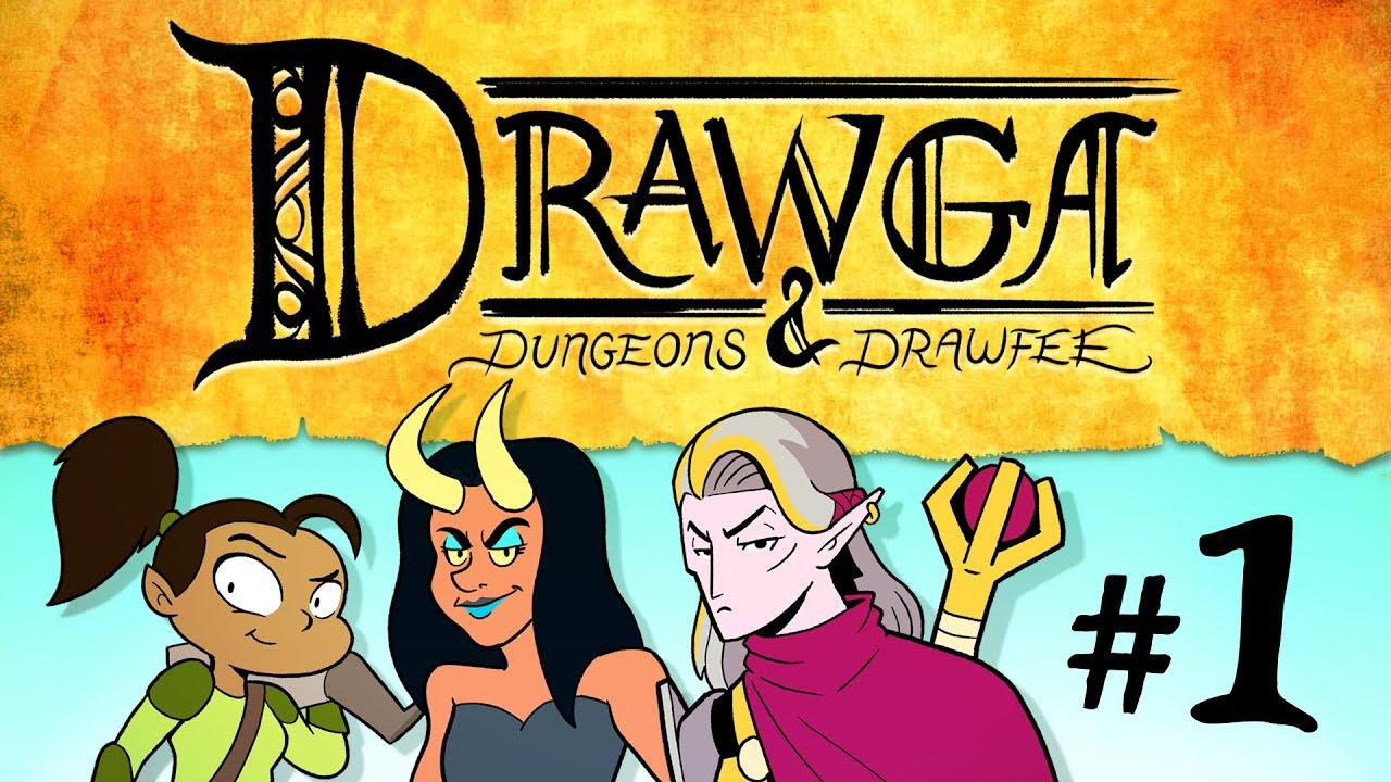 The Tavern of Many Names - DRAWGA #1