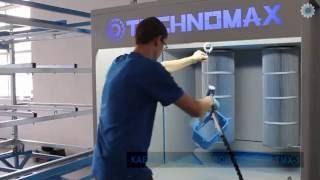 видео Камера полимеризации порошковой окраски, купить печь полимеризации
