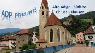 Chiusa - Klausen / Alto Adige - Südtirol - South Tyrol / 2015