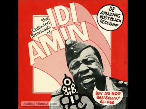 John Bird-De Colleckerted Works Of Idi Amin