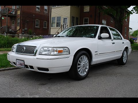 2011 Mercury Grand Marquis LS Ultimate Edition - iAutoAgent