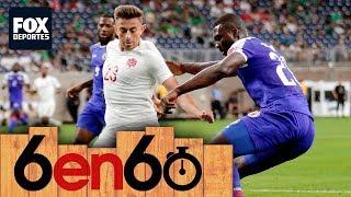 6en60: Haití vs Canadá