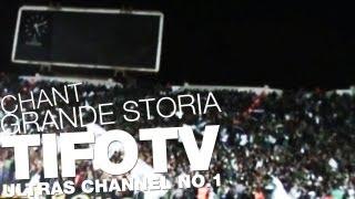 curva sud magana chant grande storia ultras channel no 1