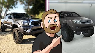 Building Our REAL CARS IN GTA5!