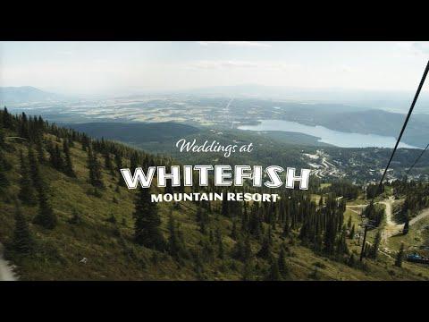 Weddings At Whitefish Mountain Resort