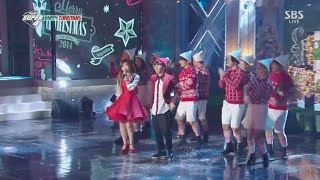 Gambar cover Akdong Musician(AKMU) - 'WINTER WONDERLAND' + '200%' in 2014 SBS Gayodaejun