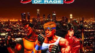 Streets of Rage - Violent Breathing (Renegade