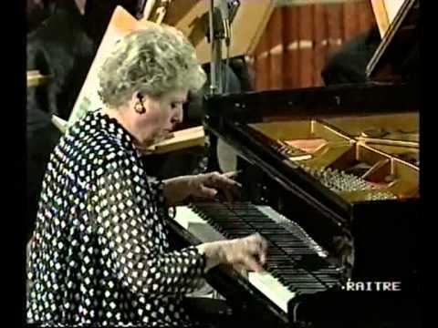 Maria Tipo plays Beethoven Piano Concerto n.4 op.58 (Mov III)
