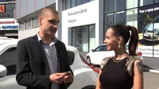 Игровой клуб «Вулкан»: Елена Беркова вручает Volkswagen Golf GTI!(Это событие войдет в историю — участник игрового клуба «Вулкан» с ником GregoryHouse сорвал главный приз беспрец..., 2013-08-29T17:50:50.000Z)