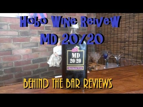 MD 20/20: Hobo Wine Review