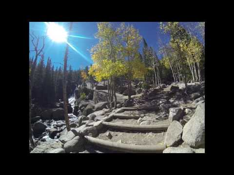 Trail of Highways™ Glacier Gorge Trail Hike to Mills Lake on to Bear Lake 9 20 15 Sq  3
