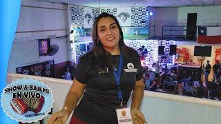 Bailando Picaitas Daniela Rojas - Rivales de Chile - Cumbia Ranchera - Gran Festival Ranchero
