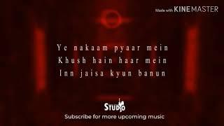 #BEKHAYALI#Arijit Singh ||song By Hanshika,s Music Life