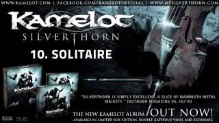 """KAMELOT Silverthorn Album Listening - 10 """"Solitaire"""""""