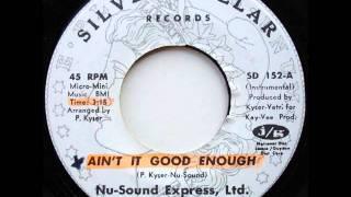 Nu-Sound Express, Ltd. - Ain