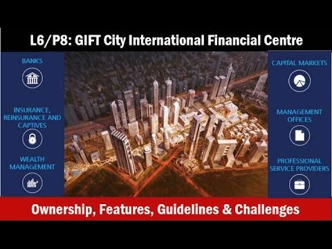L6/P8: GIFT City & international financial service center (IFSC) Features-Benefits