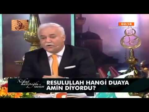 Nihat Hatipoglu - Anne Hakkı 17 07 2013