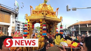 Thaipusam: Devotees not allowed to accompany chariot throughout its journey, says ministry