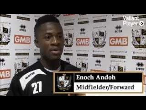 Freeview: Enoch Andoh: The Road To Recovery