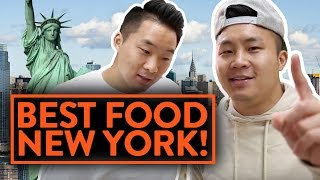 THE BEST FOOD IN NEW YORK!