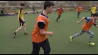 Чемпионат по футболу среди детских дворовых команд