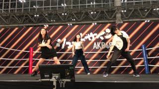 AKB48 47th シュートサイン 気まぐれオンステージ大会 C#04 AKB48 16期研究生 田口愛佳 鈴木くるみ 長友彩海 2017年6月25日 幕張メッセ