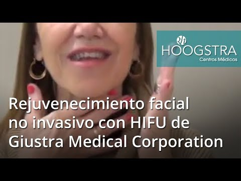 Rejuvenecimiento facial no invasivo con HIFU de Giustra Medical Corporation (18159)