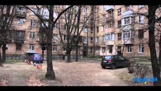 Адама Мицкевича, 9 Киев видео обзор(Улица Адама Мицкевича, 9. 5-этажная