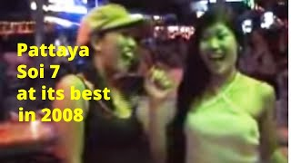 Sexy Bar Girls soi 7 Pattaya