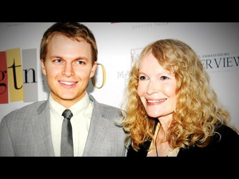 Ronan Farrow asked on live TV whether he is Frank Sinatra's son ...