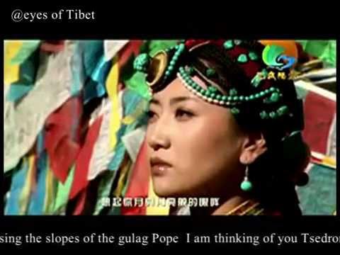 【Tibetan singer】Tashi Nyima, folk song princess, representative song, Tsedron Lhamo