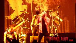Hollywood Undead - Young - Live @ Buried Alive Tour, Ft. Wayne, Indiana 11/30/2011