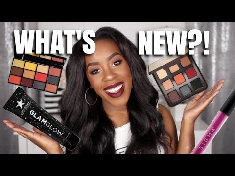 NEW FALL/HOLIDAY MAKEUP RELEASES 2017 + A SNEAK PEEK | Andrea Renee