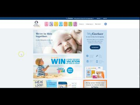 How to find an authorized distributor for any product line (gerber, enfamil, etc.)