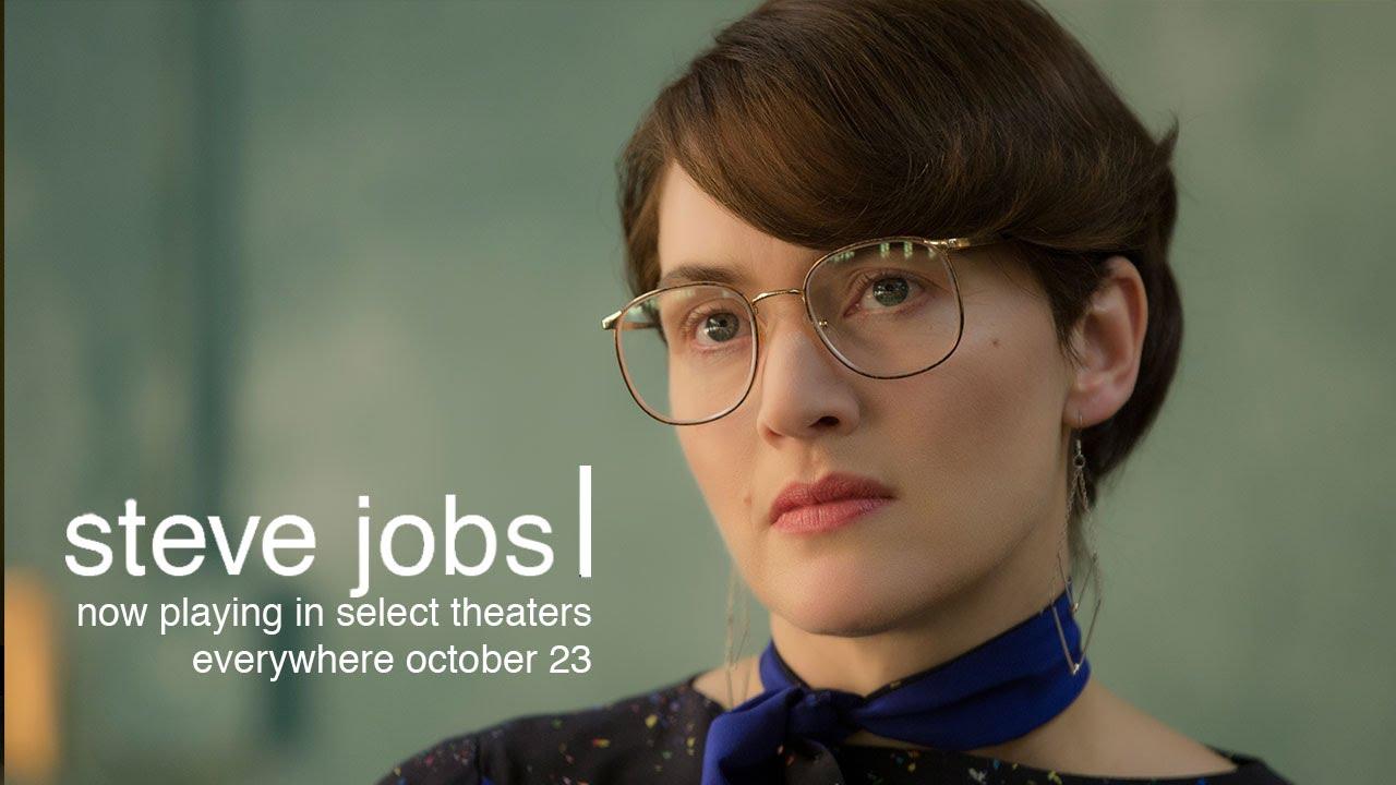 "Steve Jobs - Clip:  ""Joanna Threatens to Quit"" (HD)"