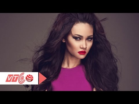 Người mẫu Thùy Trang tham dự Shanghai Fashion Week | VTC