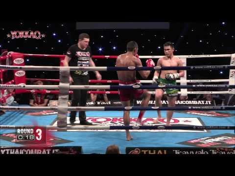 YOKKAO 8: Panicos Yusuf vs Rittuak Kaewsamrit FULL-HD
