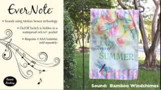 Evernote™ Garden Flag - 14EN2963 Lazy Days of Summer Thumbnail