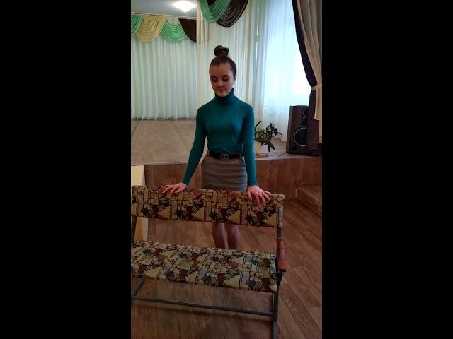 Изображение предпросмотра прочтения – АнастасияПанченко читает произведение «Гостья» Э.А.Асадова