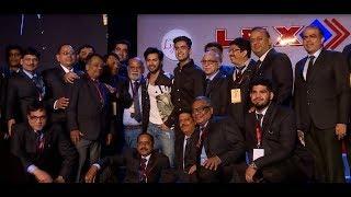Mr. Varun Dhawan at Lux Conference 2018 (Mumbai)
