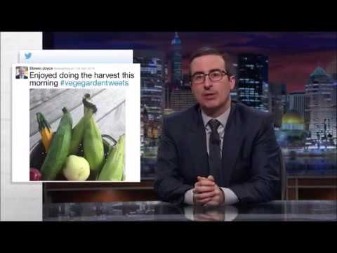 Last Week Tonight With John Oliver- New Zealand and dildo