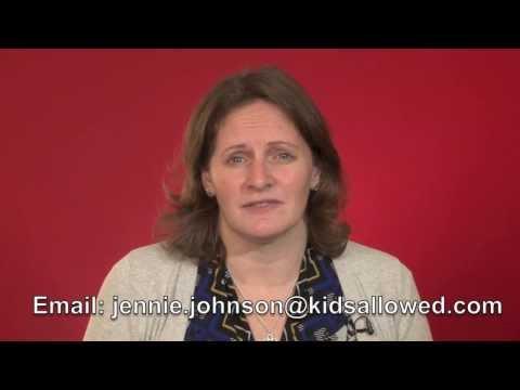 Kids Allowed Parent Video Newsletter November 2013