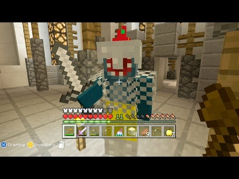 Minecraft Xbox - Deadland - Important Personnel {4}