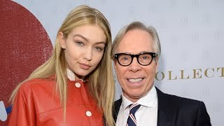 """Tommy Hilfiger DISSES Gigi Hadid - Says She's """"Not Thin Enough""""?"""